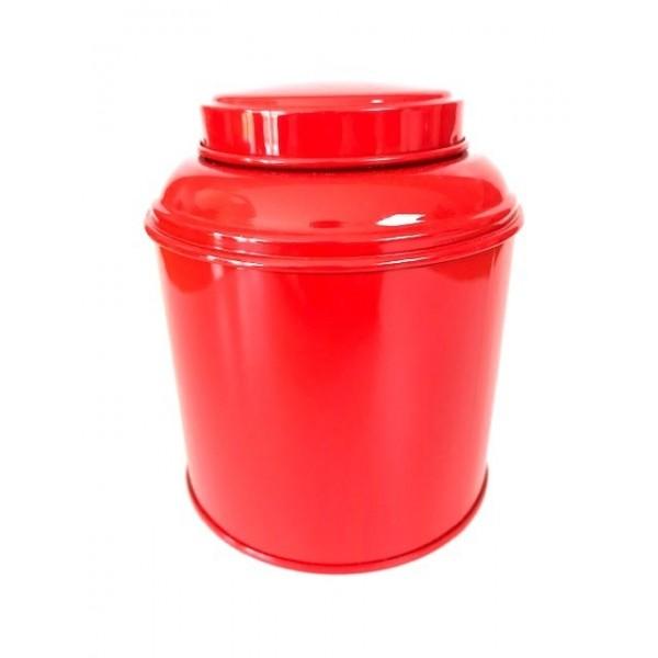 Boîte métal Rouge Amaryllis