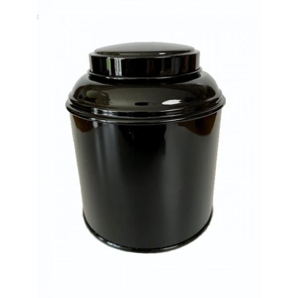 Boîte métal Noir Métal