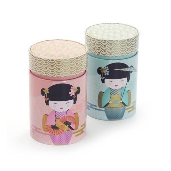 Boîte à thé New Little Geisha 125 gr