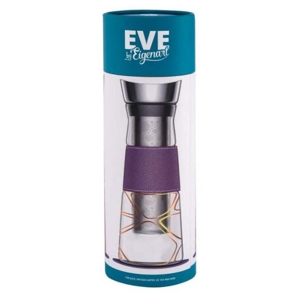 Carafe en verre Eve Copper