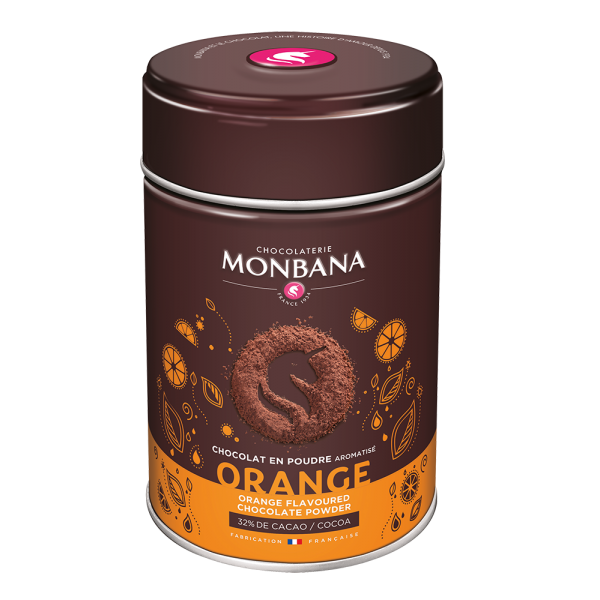 Trésor de Chocolat Orange