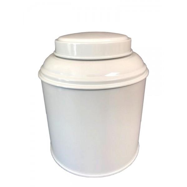 Boîte métal Blanc Polaire